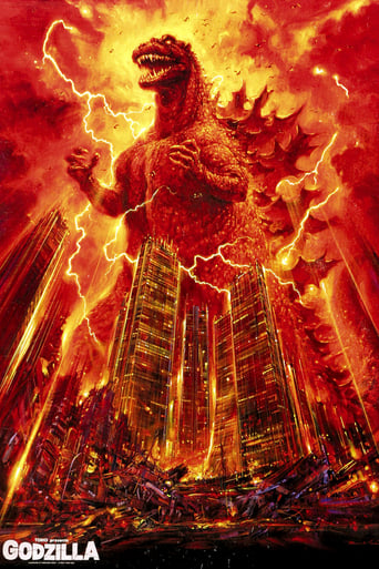 Poster of The Return of Godzilla