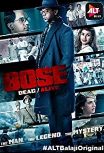 Poster of Bose: Dead/Alive