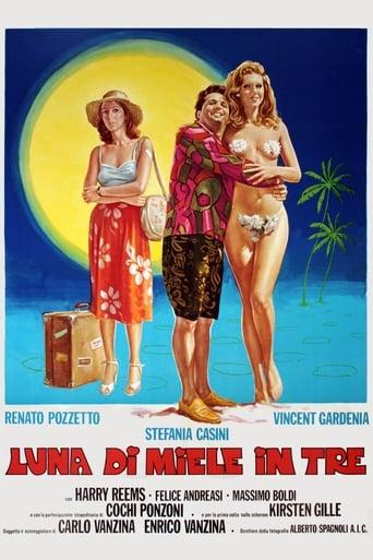 Poster of Luna di miele in tre