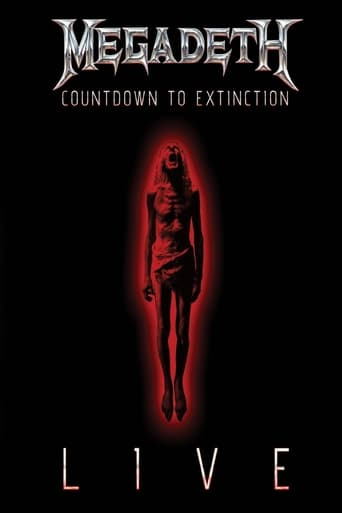 'Megadeth: Countdown to Extinction - Live (2013)