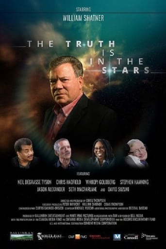 Poster of The Truth Is in the Stars