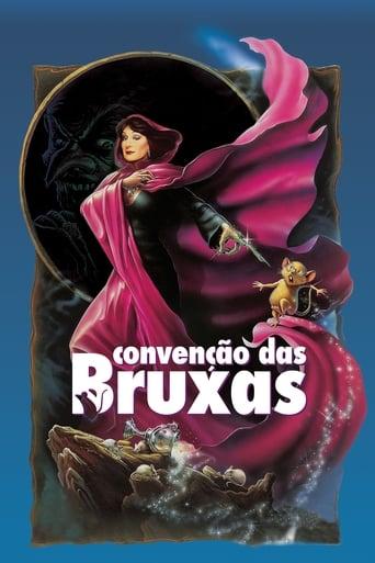 Convenção das Bruxas - Poster