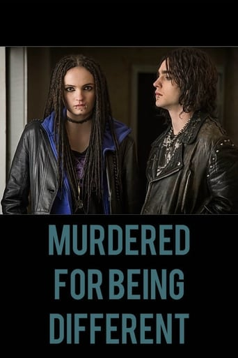 Poster of Murdered for Being Different