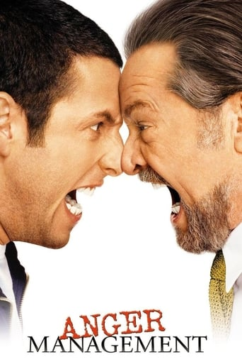 Anger Management (2003) - poster