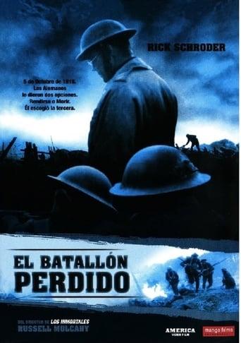Poster of El Batallón perdido