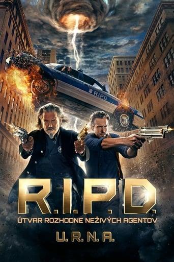 R.I.P.D. - URNA: Útvar rozhodne neživých agentov