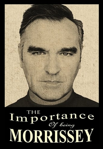 Poster of The Importance of Being Morrissey
