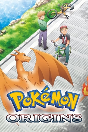 Poster of Pokémon Origins