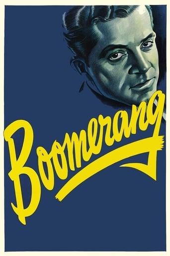 Poster of Boomerang!