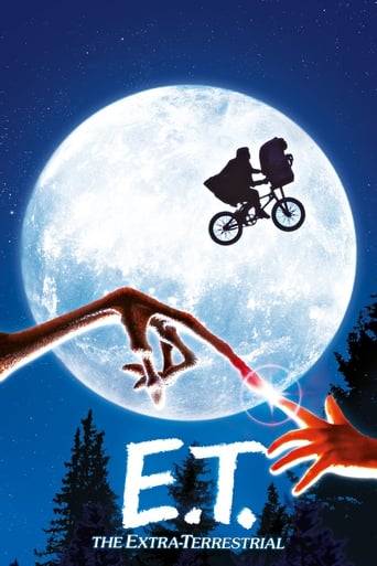 Poster E.T. the Extra-Terrestrial