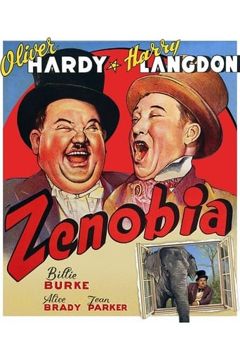 Poster of Zenobia