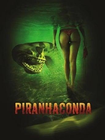 Poster of Piranhaconda