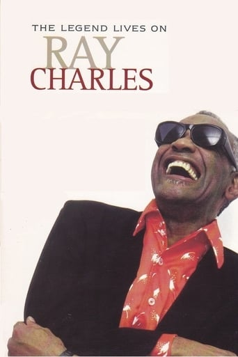 Poster of Ray Charles: The Legend Lives On