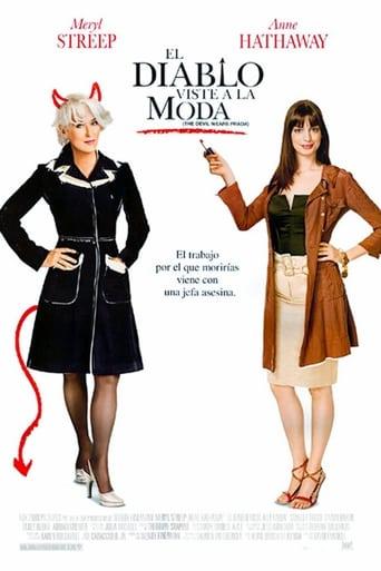 Poster of El diablo viste de Prada