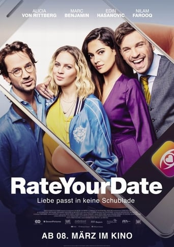 Poster of Rate your Date