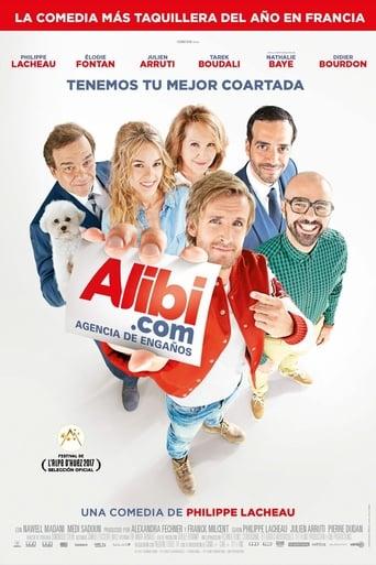 Poster of Alibi.com, agencia de engaños