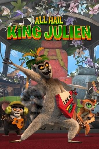 Poster of Viva el rey Julien