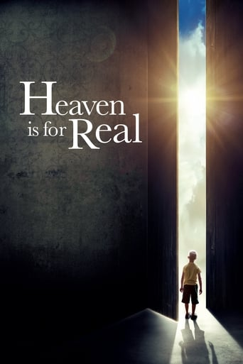 Poster of Heaven Is for Real