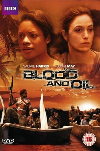 Poster of Blood And Oil
