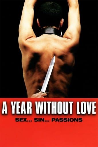 A Year Without Love poster