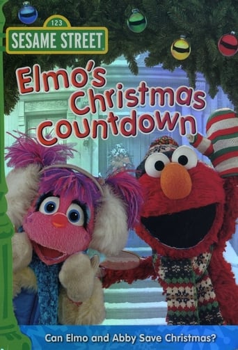 Poster of Sesame Street: Elmo's Christmas Countdown