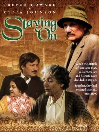 Poster of Staying On