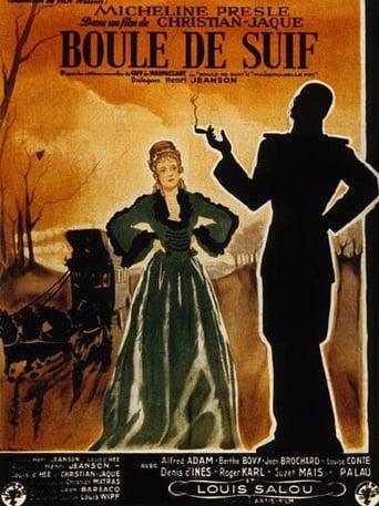 Poster of Boule de suif