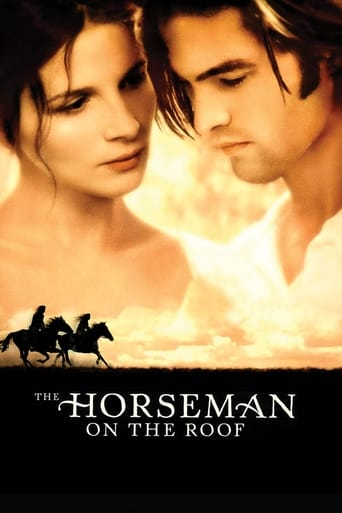 Poster of The Horseman on the Roof