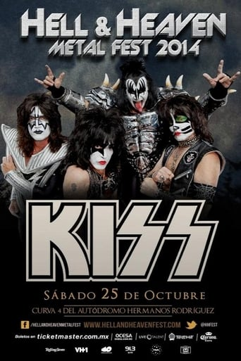 Watch Kiss Live Mexico Hell and Heaven Fest 2014 2014 full online free