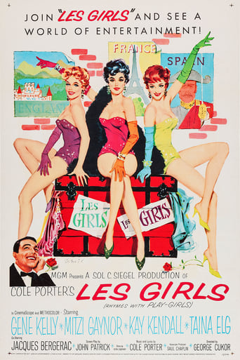 Poster of Les Girls