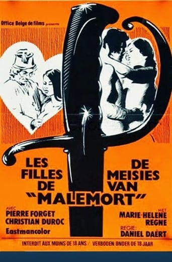 Poster of The Girl's Dead, Man