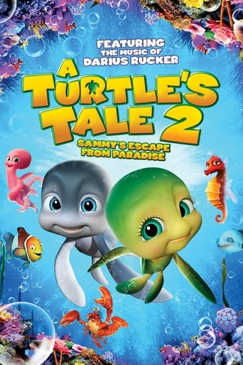 Poster of A Turtle's Tale 2: Sammy's Escape From Paradise fragman