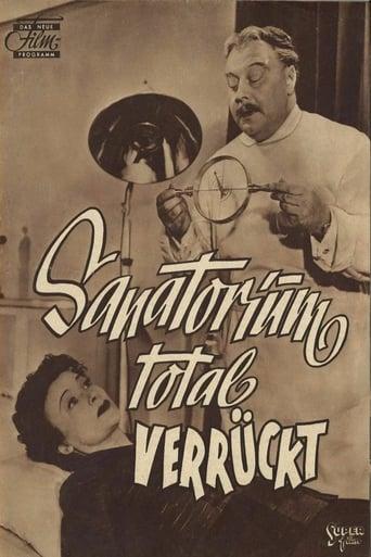 Poster of Sanatorium total verrückt