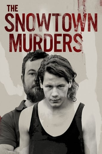 Poster of Snowtown