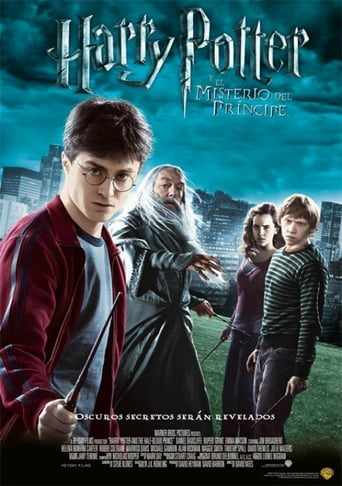 Harry Potter y el misterio del principe Harry Potter and the Half-Blood Prince