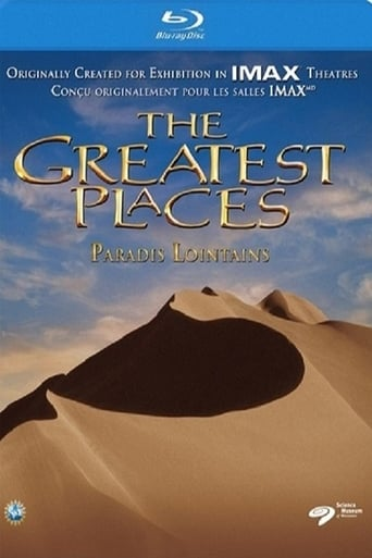 Poster of The Greatest Places