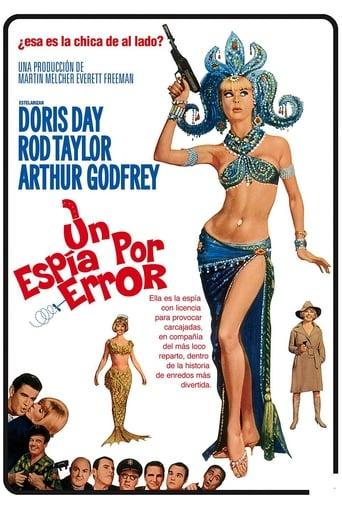 Poster of Una sirena sospechosa