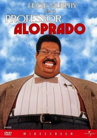 O Professor Aloprado - Poster
