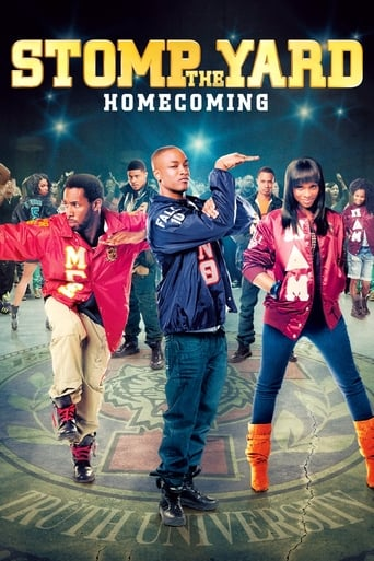 Poster of Stomp the Yard 2: Homecoming