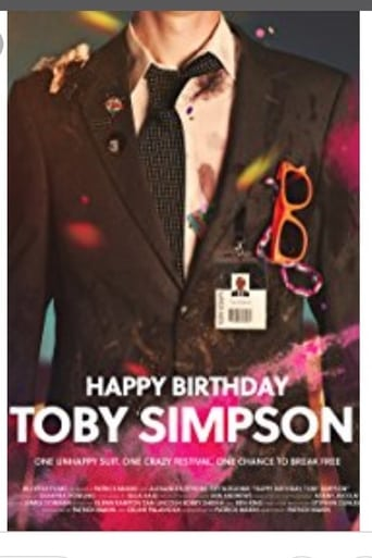 Poster of Happy Birthday, Toby Simpson