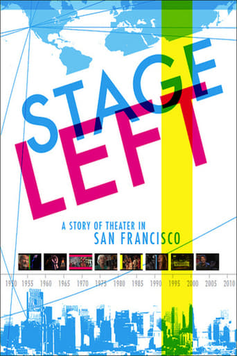 Ver Edit Stage Left: A Story of Theater in San Francisco pelicula online