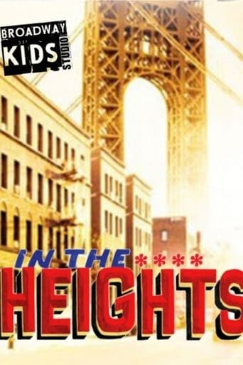 In the Heights: Cast B