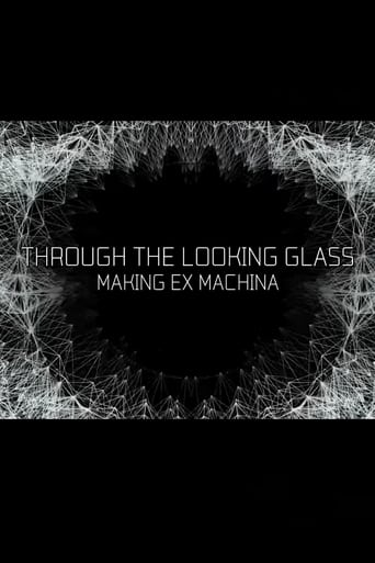 Poster of Through the Looking Glass: Making Ex Machina