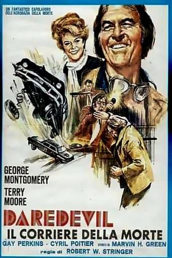 Poster of The Daredevil