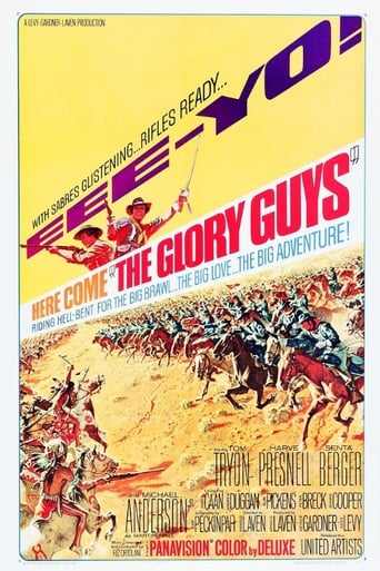 Poster of The Glory Guys