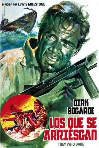 Poster of Los que se arriesgan