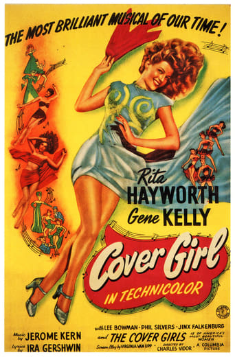 Cover Girl (1944) - poster