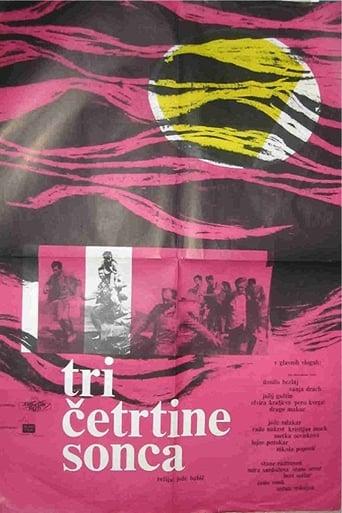 Poster of Tri četrtine sonca