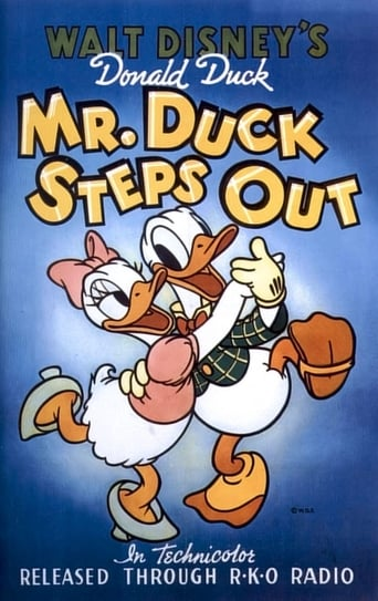 Mr. Duck Steps Out