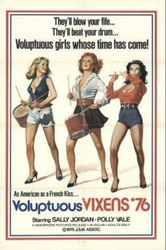 Voluptuous Vixens Movie Poster